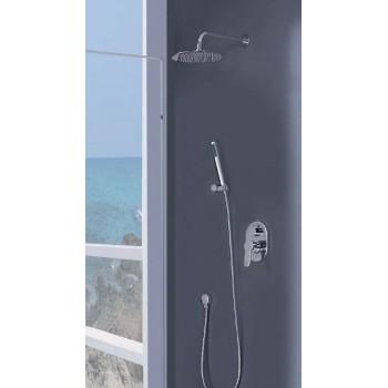 Conjunto de ducha empotrado Leza