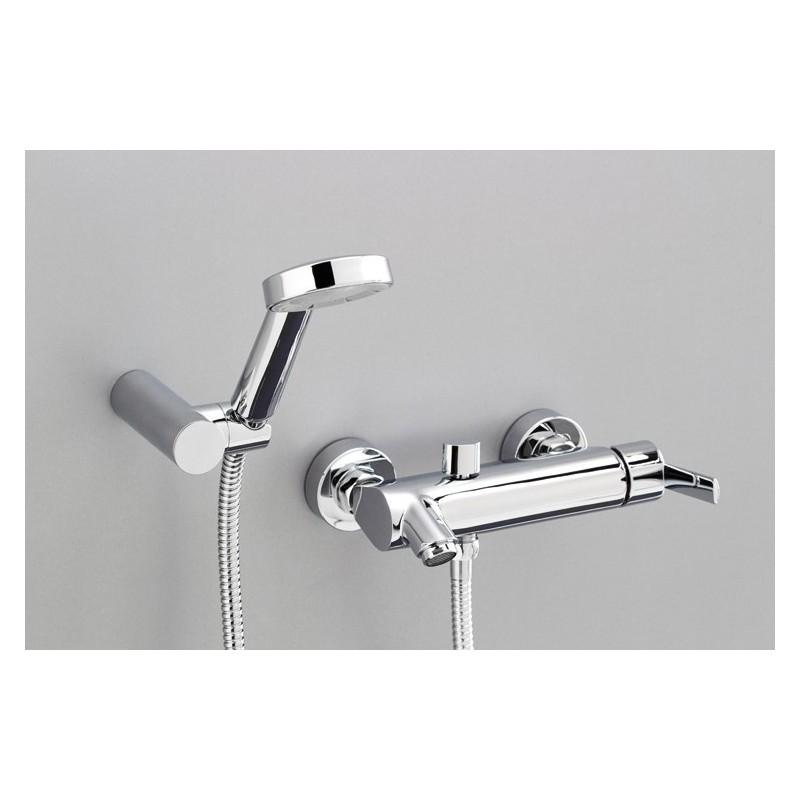 Grifo monomando ba o y ducha modelo genil for Modelos de banos y duchas