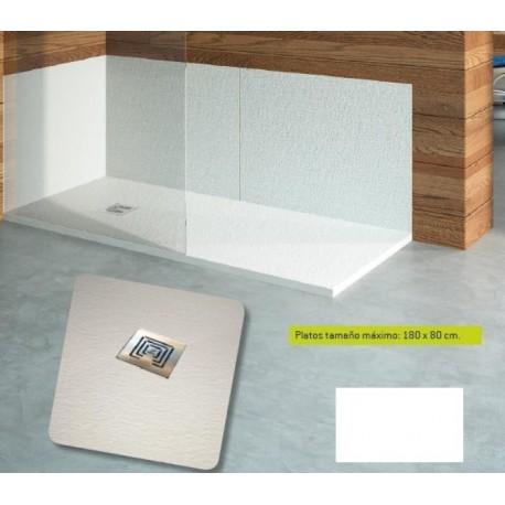 Plato ducha Textura Granito  Kyra