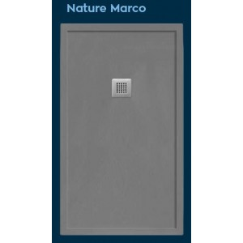 Plato de ducha Nature Marco Akire